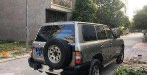 Bán ô tô Nissan Patrol sản xuất năm 2000, màu bạc, nhập khẩu giá 185 triệu tại Hà Nội