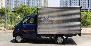 Bán xe tải Dongben 770kg thùng kín, màu xanh, giá chỉ 176tr giá 176 triệu tại Tp.HCM