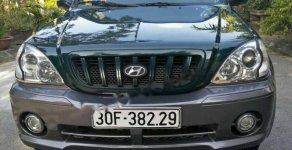 Bán Hyundai Terracan 4×4 đời 2004, nhập khẩu, chính chủ giá 210 triệu tại Hà Nội