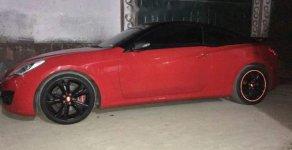 Bán xe Hyundai Genesis năm sản xuất 2010, màu đỏ, nhập khẩu giá 580 triệu tại Đồng Nai