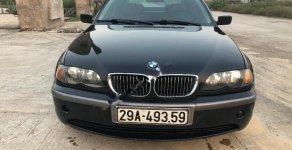 Cần bán BMW 318i năm sản xuất 2002, màu đen, xe nhập, giá 225tr giá 225 triệu tại Ninh Bình