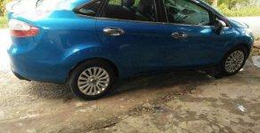 Cần bán gấp Ford Fiesta AT sản xuất 2012, màu xanh lam, nhập khẩu nguyên chiếc  giá 325 triệu tại Vĩnh Long