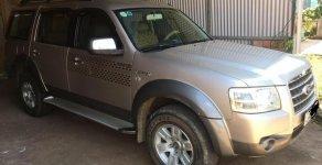 Cần tiền bán xe Ford Everest đời 2008, màu bạc giá 405 triệu tại Lâm Đồng