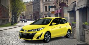 Bán Toyota Yaris 2018 -2019 tại Hà Tĩnh với giá tốt nhất - Mr Dương 0911.33.38.38 giá 650 triệu tại Hà Tĩnh