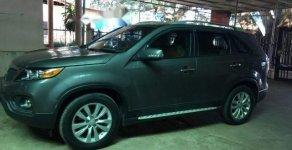 Bán Kia Sorento 2.4 màu nâu, số sàn, tiết kiệm nhiên liệu, nguyên bản từ đầu xe còn mới và đẹp giá 590 triệu tại Lâm Đồng