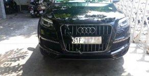 Bán Audi Q7 3.0 AT sản xuất 2015, màu đen, nhập khẩu nguyên chiếc giá 2 tỷ 850 tr tại Tp.HCM