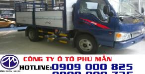 Xe tải mới Jac 2T4 chất lượng uy tin|Xe tải rẻ nhất tại đại lý tp hcm giá 255 triệu tại Tp.HCM