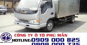 Xe tải jac 2.4 tấn- Jac 2T4-Tải Jac 2.4T Isuzu- Thùng dài 3m7 giá 255 triệu tại Tp.HCM