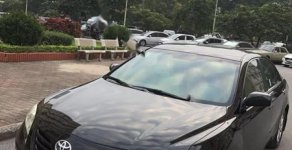 Cần bán xe Toyota Camry 2.4 đời 2007, màu đen, xe nhập như mới giá 548 triệu tại Hà Nội
