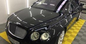 Bán xe Bentley Continental 6.0 năm sản xuất 2006, màu đen, xe nhập chính chủ giá 2 tỷ 100 tr tại Hà Nội