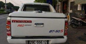 Chính chủ bán xe Mazda BT 50 năm sản xuất 2011, màu trắng giá 388 triệu tại Hà Nội