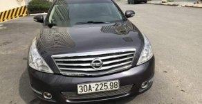 Cần bán lại xe Nissan Teana năm sản xuất 2010, nhập khẩu nguyên chiếc chính chủ giá 485 triệu tại Hà Nội