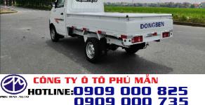 Giá xe tải nhỏ Dongben 870kg thùng lửng|Xe tải mới giá rẻ tphcm giá 159 triệu tại Tp.HCM