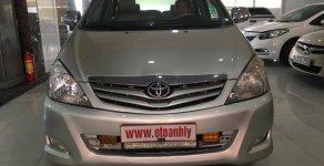 Cần bán Toyota Innova sản xuất 2006, màu bạc số sàn giá 345 triệu tại Phú Thọ