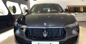 Bán Maserati Levante SQ4 GranSport sản xuất năm 2018, màu đen, nhập khẩu nguyên chiếc giá 8 tỷ 147 tr tại Tp.HCM