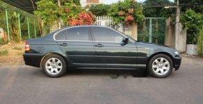 Bán BMW 318i năm sản xuất 2002 số tự động, màu xanh giá 183 triệu tại BR-Vũng Tàu