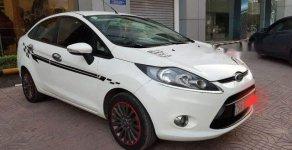 Bán Ford Fiesta sản xuất 2011, màu trắng, số tự động giá 335 triệu tại Hà Nội