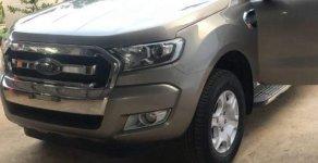 Bán Ford Ranger XLT đời 2016, màu vàng, xe nhập  giá 645 triệu tại Đắk Lắk