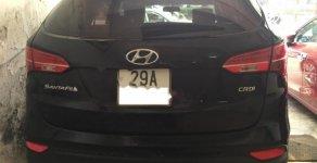 Cần bán Hyundai Santa Fe 2.2CRDi năm sản xuất 2013, màu đen, nhập khẩu Hàn Quốc giá 890 triệu tại Hà Nội