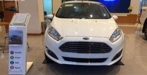 Bán xe Ford Fiesta S 1.5 AT đời 2018, màu trắng, 529 triệu giá 529 triệu tại Hà Nội