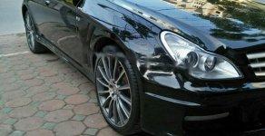 Chính chủ bán Mercedes CLS 500 năm 2007, màu đen, nhập khẩu giá 550 triệu tại Hà Nội