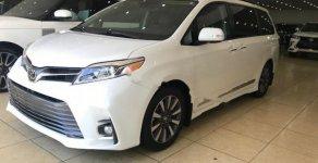 Cần bán Toyota Sienna Limited 3.5 sản xuất 2018, màu trắng  giá 4 tỷ 198 tr tại Hà Nội