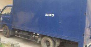 Cần bán lại xe Hyundai H 100 năm sản xuất 2007, màu xanh lam, nhập khẩu giá 185 triệu tại Hà Nội