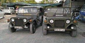 Cần bán xe Jeep A2 năm 1980, nhập khẩu nguyên chiếc giá 195 triệu tại Tp.HCM