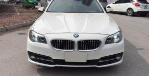 Bán xe BMW 5 Series 520i 2.0AT đời 2015, màu trắng, nhập khẩu giá 1 tỷ 425 tr tại Hà Nội