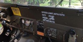 Cần bán Jeep A2 M151 chính chủ xe dọn kỹ, cực đẹp, thùng irack nguyên bản giá 450 triệu tại Tp.HCM