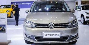 Bán xe Sharan 2.0 Turbo 7 chỗ, màu vàng cát lạ, đôc nhập Đức, giá tốt giá 1 tỷ 850 tr tại Tp.HCM
