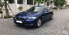 Bán BMW 5 Series năm sản xuất 2011, màu xanh lam, nhập khẩu giá 1 tỷ 60 tr tại Hà Nội