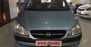 Bán ô tô Hyundai Getz năm 2009, màu xanh lam, xe nhập xe gia đình giá 195 triệu tại Phú Thọ
