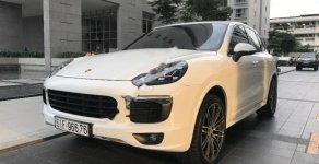 Cần bán Porsche Cayenne năm sản xuất 2016, màu trắng, nhập khẩu như mới giá 4 tỷ 100 tr tại Tp.HCM