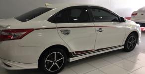 Cần bán gấp Toyota Vios sportivo 2017 màu trắng, giá chỉ 590 triệu giá 590 triệu tại Phú Thọ