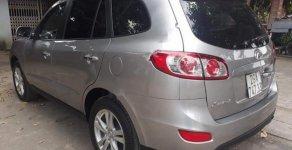 Bán Hyundai Santa Fe SLX năm sản xuất 2009, màu bạc, xe nhập chính chủ giá 650 triệu tại Hà Nội