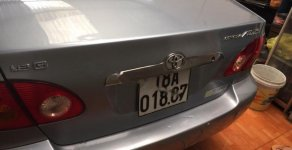 Bán ô tô Toyota Corolla Altis 2003, màu bạc, nhập khẩu nguyên chiếc giá 240 triệu tại Thái Nguyên