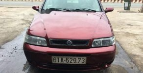 Cần bán Fiat Albea MT đời 2004, màu đỏ, nhập khẩu   giá 130 triệu tại Bình Dương