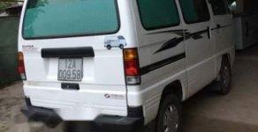 Bán ô tô Suzuki Super Carry Van đời 2002, màu trắng giá 100 triệu tại Lạng Sơn