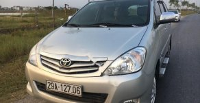 Bán Toyota Innova 2.0G đời 2011, màu bạc, xe lắp ráp trong nước, chính chủ đi từ mới giá 460 triệu tại Hà Nội