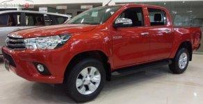 Bán Toyota Hilux 2.4G mới 100%, nhập khẩu nguyên chiếc từ Thái Lan, xe bán tải, 02 cầu chủ động, gài cầu điện, máy dầu giá 793 triệu tại Hà Nội