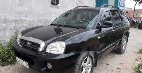 Cần bán Hyundai Santa Fe 2005, màu đen, xe nhập giá 285 triệu tại Hà Nội