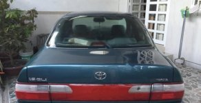 Bán ô tô Toyota Corolla GLi 1.6 MT sản xuất 1994, màu xanh lam, xe gia đình đang sử dụng, giấy tờ chính chủ giá 165 triệu tại Cần Thơ