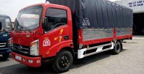 Bán xe tải Veam VT260 thùng dài 6,1m, trả trước 90 triệu nhận xe ngay giá 420 triệu tại Tp.HCM