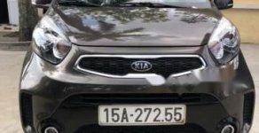 Bán ô tô Kia Morning 2016, màu nâu, 366tr giá 366 triệu tại Hải Phòng