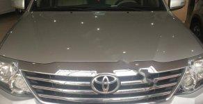 Xe Toyota Fortuner 2.7V 4x2 AT đời 2015, màu bạc xe gia đình, 825tr giá 825 triệu tại Tp.HCM