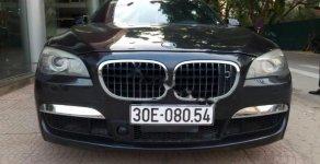 Bán Bmw 750Li Đk lần đầu 2010, màu đen, xe nhập, chủ xe đi ít rất đẹp giá 1 tỷ 135 tr tại Hà Nội