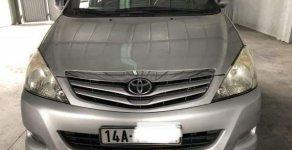 Bán Toyota Innova sản xuất năm 2010, màu bạc số sàn giá 419 triệu tại Hải Phòng