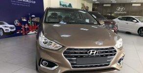Bán Hyundai Accent 2018, màu nâu, giá chỉ 435 triệu giá 435 triệu tại Hà Nội