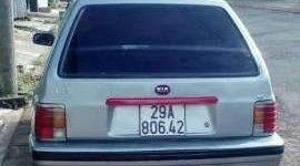 Cần bán lại xe cũ Kia CD5 đời 2002, màu bạc giá 38 triệu tại Gia Lai